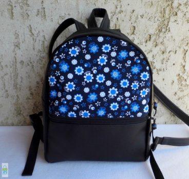 Virágos hátizsák