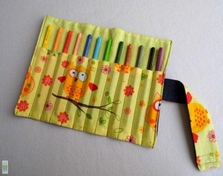 Baglyos ceruzatekercs