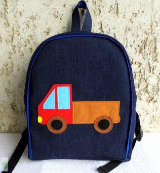 Teherautós hátizsák