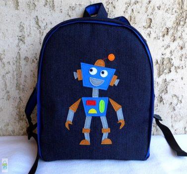 Robotos hátizsák