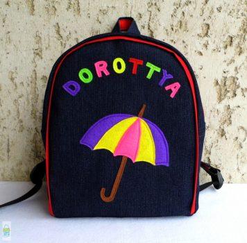 Esernyős hátizsák