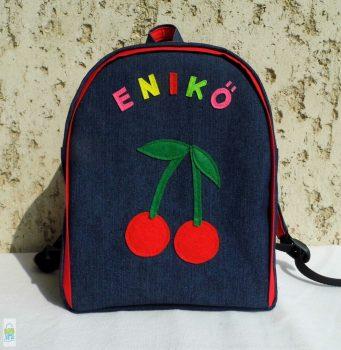 Cseresznyés hátizsák