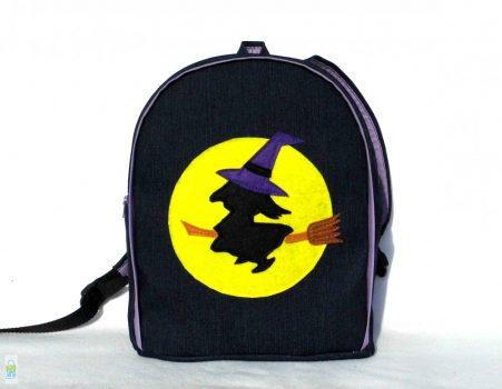 Boszorkányos hátizsák