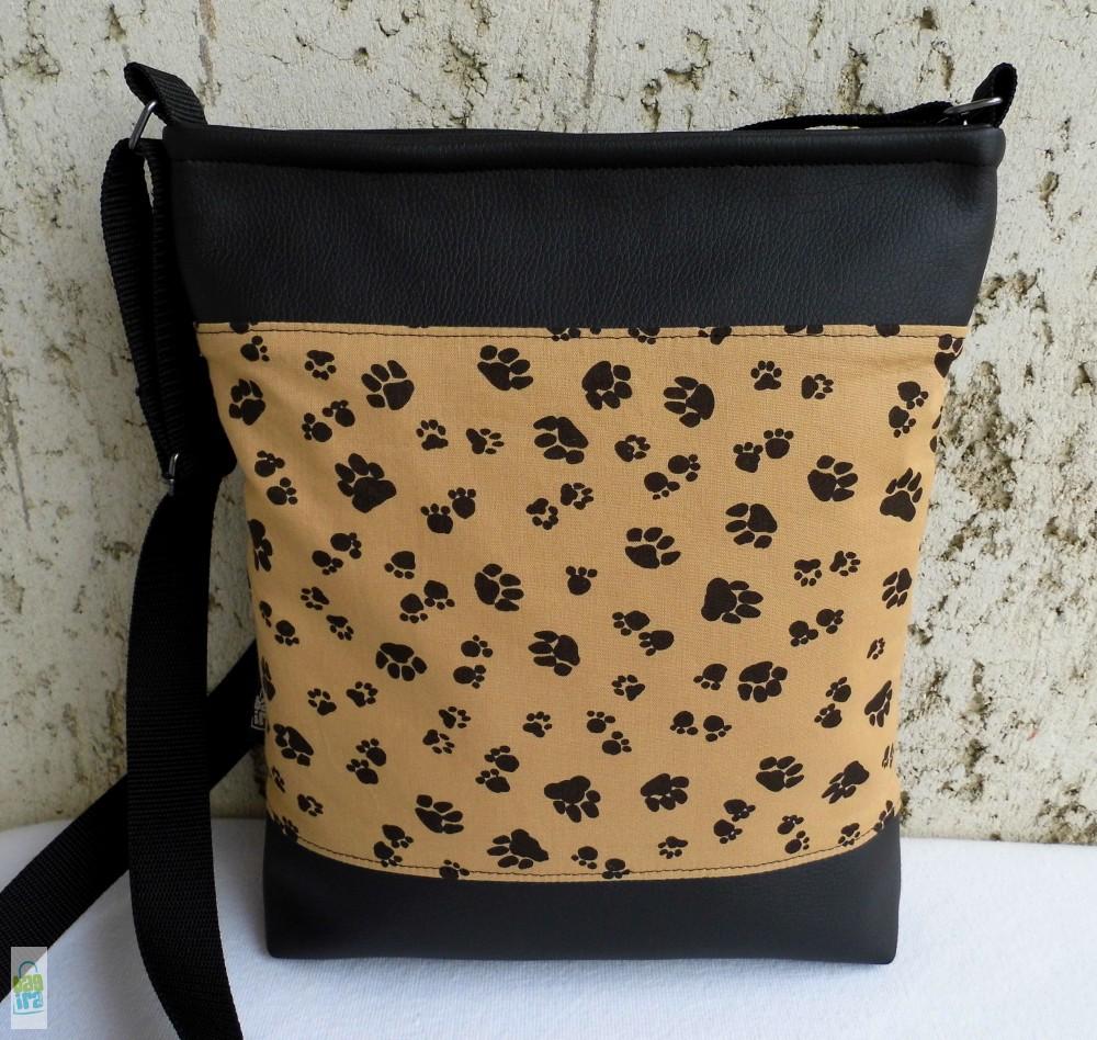 Tappancsos női táska - BagiraDesign 0d06170b8f