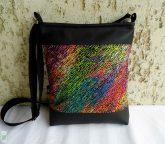 Pixeles női táska