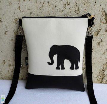 Elefántos kistáska