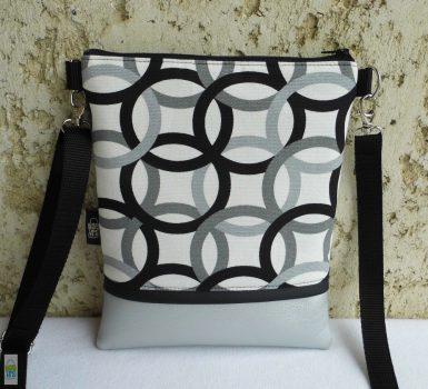 Női táska / ezüst