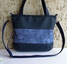 Apróvirágos női táska